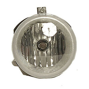 CH2592135 New Fog Lamp Assembly Front, Right or Left