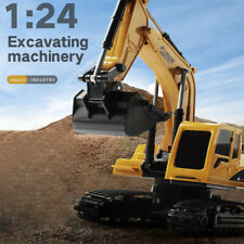 Remote Control Excavator RC Construction Tractor Vehicle Truck Digger RC Car Toy