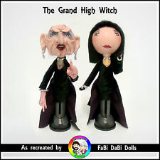 The Grand HIgh Witch - Roald Dahls the Witched FaBi DaBi Dolls