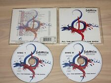 EUROVISION SONG CONTEST 2 CD - 2008 BELGRADE in MINT