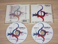EUROVISION SONG CONCOURS 2 CD - 2008 BELGRADE NEUF