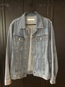 Mens Zara Jean Jacket L