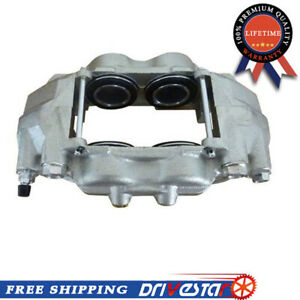 INEEDUP Disc Brake Caliper Front fit for 2008-2018 for Toyota Sequoia,2007-2018 for Toyota Tundra