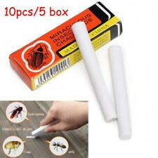 10Pcs Effective Chalk Cockroach Killing Trap Roach Killer Pesticide Home Kitchen