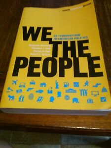 We The People, Textbook, Eighth Essential Edition