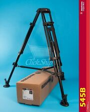 Manfrotto 545B Pro Alu Video Tripod Supports: 55.12 lb (25kg)
