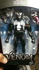 Custom Marvel Legends Venom 6 inch Action Figure