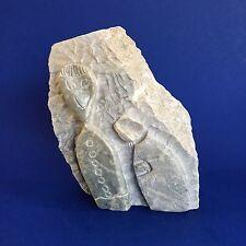 Vintage Joseph Servais Hand Carved Soapstone Inuit Eskimo Canada