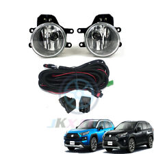 For Toyota RAV4 2019-2020 Driving Lights Bumper Fog Lamp w/ Harness Switch Relay