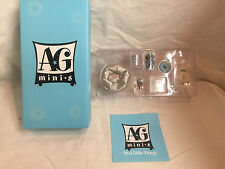 American Girl AG Minis Blue Room - Mod Little Things New In Box !! Free Shipping