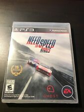 Need for Speed: Rivals (Sony PlayStation 3, 2013) Brand New & Sealed!!!