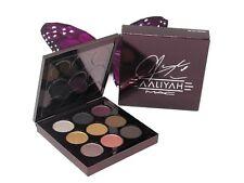 MAC Aaliyah Times Nine Eye Shadow Palette Age Ain't Nothing Moody Deep Neutral
