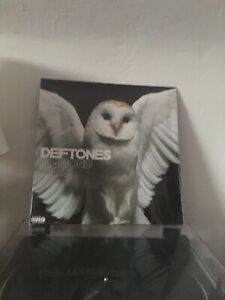 Deftones - Diamond Eyes (White Vinyl, Sealed LP)