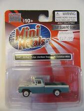 Classic Metal Works  1:87  1960 Ford Pickup 2-farbig  USA   Fertigmodell
