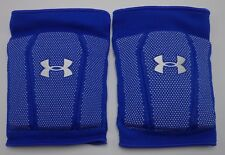 Under Armour Armour 2.0 Knee Pads Royal Blue/White Mens Women's Medium