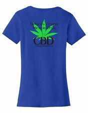 Nature's Original Miracle Drug CBD Oil Womens T-Shirt