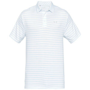 2021 Under Armour Mens Playoff 2.0 Polo Shirt Golf Stretch Quick Dry Breathable