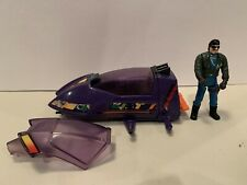 Piranha With Sly Rax Incomplete See Description M.A.S.K. 1985 Kenner Vintage