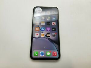 Apple iPhone XR A1984 128GB Unlocked Check IMEI Poor Condition -RJ5013