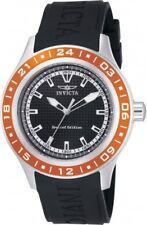 Invicta Specialty Orange Bezel Mens Watch 15225