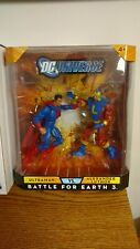 DC Universe Classics Ultraman vs Alexander Luthor Action Figure boxset