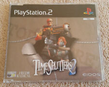 ps2 not for resale . promo only . press édition / TIME SPLITTERS 2