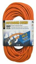 Prime Wire & Cable EC501735 100-Foot 14/3 SJTW Heavy Duty Outdoor Extension Cord