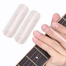 Electric Plexiglass Slider Guitar String Glass Bottle Finger Knuckle 60mm* 22mm