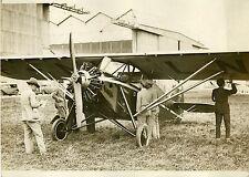 """COUPE DUNLOP D'AVIONS (ORLY 1931)"" Photo originale G. DEVRED (Agce ROL)"