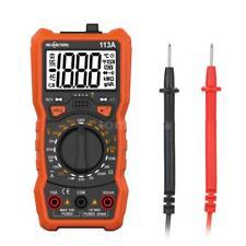RICHMETERS RM113A NCV Digital Multimeter HFE AC/DC Voltage Measuring Meter