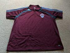 Adidas Climalite Clima365 Colorado Rapids MLS Mens Polo Shirt