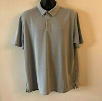 Tommy Bahama Marlin Series Golf Polo Shirt Tencel Men's XL Extra Large NWOT