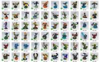 Skylanders Figures Imaginators Spyros Giants Swap Force Trap Team Characters