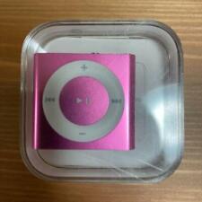 Apple iPod Shuffle 4th Generation 2GB Pink New