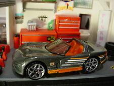 2018 HORSEPOWER Design DODGE VIPER RT/10 gray/orange; y5 LOOSE Hot Wheels