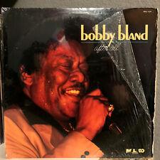 "BOBBY BLAND - After All (MAL-7439) Orig Shrinkwrap - 12"" Vinyl Record LP - EX"
