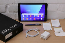 SAMSUNG GALAXY Tab S3 32GB Wi-Fi 9.7 inch Black with S-Pen boxed Great cond NR