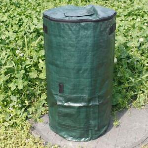 1X(DéChets Organiques Cour de Jardin de Cuisine Sac de Compost JardinièRe en Q4V