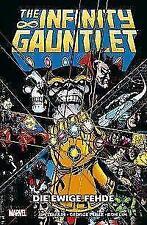 The Infinity Gauntlet: Die ewige Fehde von Ron Lim, George Pérez und Jim Starlin (2018, Taschenbuch)