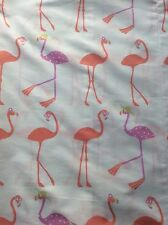 Fitted Twin XL~ Coco Flamingo~ Pottery Barn Kids~ New