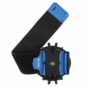 Phone Wristband Soft Silicon PC Textile Polyester Driving Navigation Arm Bag Kit