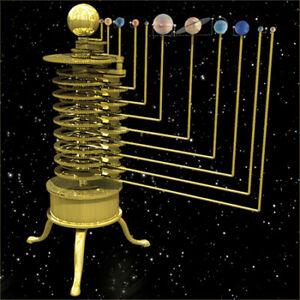 Eaglemoss Build A Model Solar System