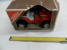 Tonka Dune Buggy Jeep Red Mini Bone Bruzzer Car 1020  RARA VINTAGE NUOVA