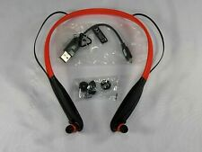 Motorola Verve Rider+ Plus Wireless and Bluetooth Waterproof Stereo Earbuds