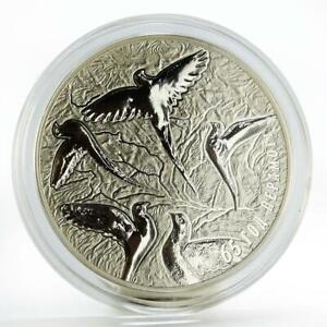 Belarus 20 rubles 65th Victory in Great Patriotic War silver coin 2010