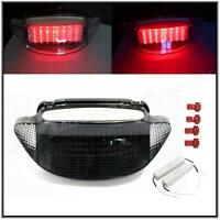 Motorcycle Integrated LED Tail Brake Light Turn Signal for Honda CBR600F3 97-98