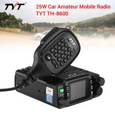 TYT Th-8600 25w Waterproof Vhf/uhf Vehicle Mobile Radio Ham 2 Way Walkie Talkie