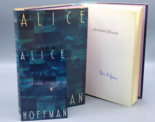 Seventh Heaven by Alice Hoffman Signed 1990 Hardcover