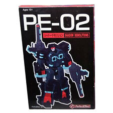 TRANSFORMERS G1 PERFECT EFFECT PE-02 Shadow Demolitions