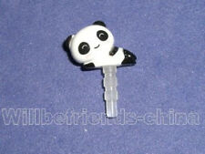 Cute Panda Cell Phone Earphone Dust-proof Jack Protector Cover Plug Stopper